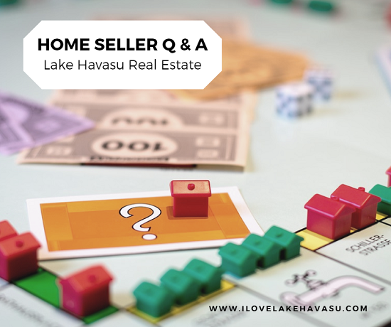The Lake Havasu real estate market is a seller's market right now. Find out what you need to know before you list with this helpful home seller Q & A.
