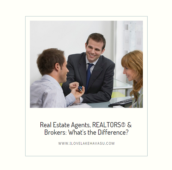 Some people use the terms real estate agents, brokers & REALTORS® interchangeably. But they shouldn't. Each requires a different type of training. Do you know which is which?