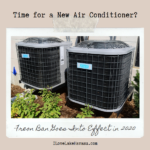 A complete ban on freon goes into effect in 2020, making it harder to service older air conditioning units. That means, it could be time for a new air conditioner in your Havasu home.