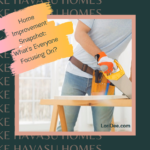 Now that Lake Havasu home values are on the rise, many homeowners choose to use some of their equity for home improvement projects.